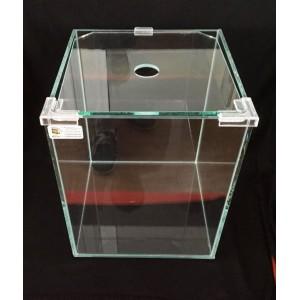 Extra Clear Cama Cam Akvaryum 25cm X 25cm X 30cm